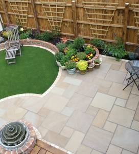 Global Stone  - Sandstone Collection Paving